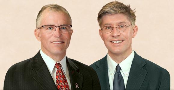 Dr. Janssen and Dr. Doubek