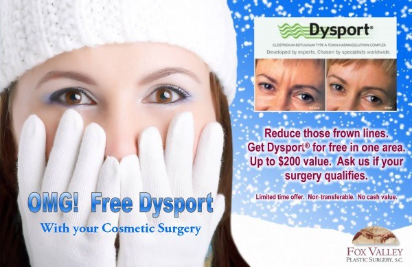 Dysport with Cosmetic Surgery