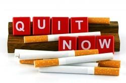Cigarettes: Quit Now